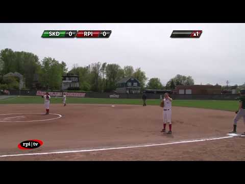 Liberty League 2017 Softball Tournament - Game 1: RPI vs Skidmore