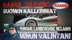 Suomen kalleimmat autot Nettiautossa - minkä ottaisin?