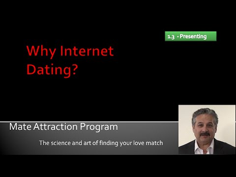 evolutionary psychology online dating