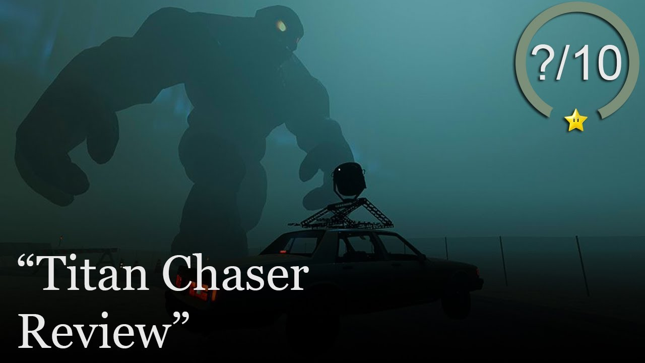 Titan Chaser Review [PS5, Series X, PS4, Switch, Xbox One, & PC] (Video Game Video Review)