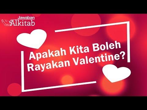 Jawaban Alkitab - Apakah Kita Boleh Rayakan Hari Valentine? Mp3