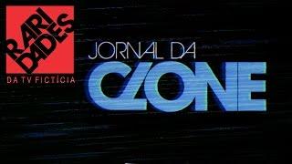 Rede Clone em 1980 - Jornal da Clone