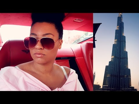 TRAVEL VLOG ✈️ 🌴 Cruising In Abu Dhabi & Shopping In Dubai