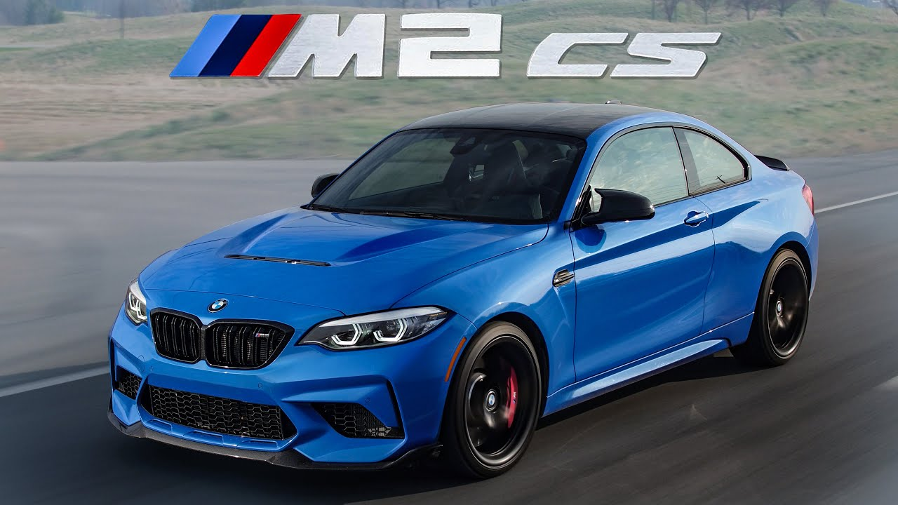 PERFECT! 2020 BMW M2 CS Review
