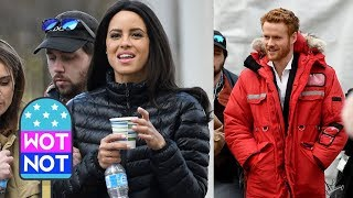Lifetime movie 'Harry & Meghan: The Royal Love Story' begins filming in Canada