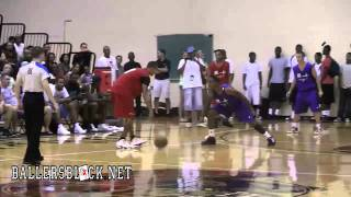 Indiana pacers george hill drops 50 in the indy pro-am semi-finals
