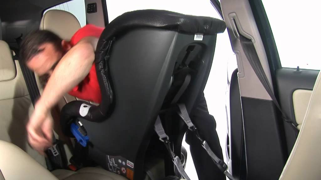 max way britax r mer installation youtube. Black Bedroom Furniture Sets. Home Design Ideas