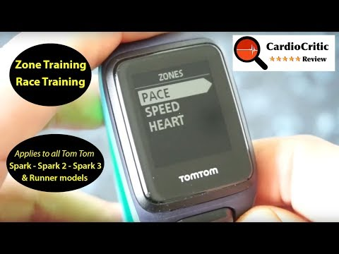 tomtom-spark-/-runner-2-cardio---zone-training-and-race-training