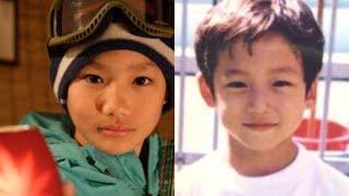 イケメン俳優のかっこいい・可愛いすぎる幼少時代
