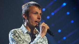 Comedian Gatis Kandis - Britain's Got Talent 2012 Live Semi Final - UK version