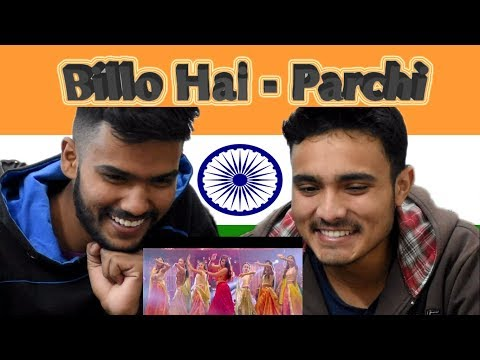 Billo Hai | Parchi |Indian REACTION |  Sahara feat Manj Musik & Nindy Kaur