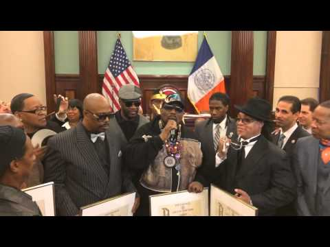 Moorish World News! ~ Afrika Bambaataa Hip Hop Moorish Proclamation - NY territory March 11th 2014