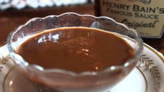 Lu   Henry Bain's Original Sauce