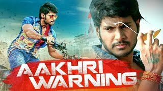 AAKHRI WARNING South Indian Action Movie Hindi Dubbed In HD 2018