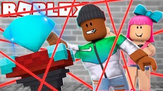 ROBBING EVERY STORE IN ROBLOX