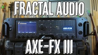 Lets check out the amazing Axe-Fx III from Fractal Audio! Download The Presets: https://we.tl/t-SjNk3V7hXu More Info: https://www.fractalaudio.com/iii/ Links: ...