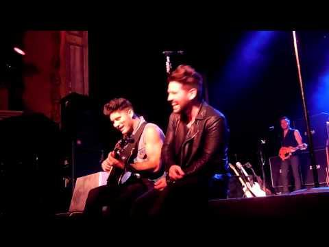Can't Say No - Dan + Shay Philadelphia 10/24/14