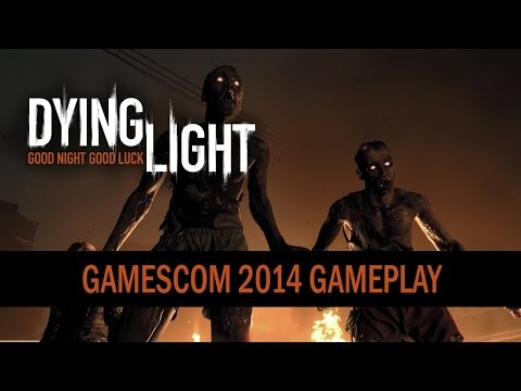 The ground is made of zombies in Dying Light's latest trailer