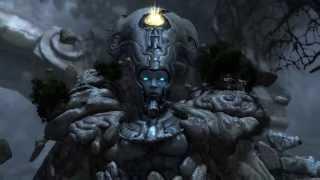 Castlevania - Lords of Shadow [Прохождение 12] Каменный титан