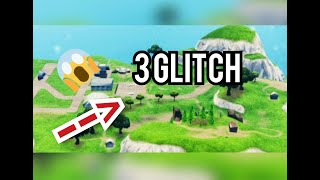ALLER ON THE ILE OF DEPART?! 3 glitchs season 6 [FORTNITE]
