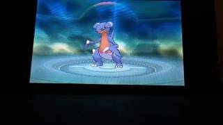 Pokemon Alpha Sapphire, GIBLE EVOLVES!!!!!