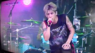 ONE OK ROCK in Japan 2015 WILD BUNCH FEST