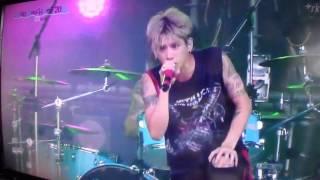 ONE OK ROCK in Japan 2015 WILD BUNCH FEST