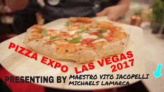 This is how they put together the biggest pizza show in the world