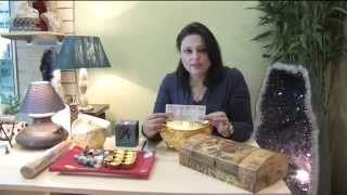 How to make a Wealth Box by Master Practitioner Priya Khanna - Elements Feng Shui