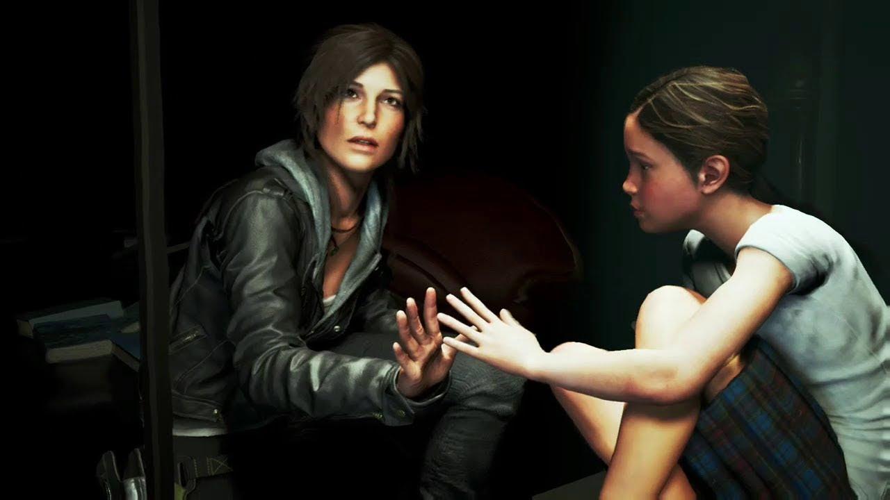 Lara's Flashback Nightmare - SHADOW OF THE TOMB RAIDER (2019 DLC)