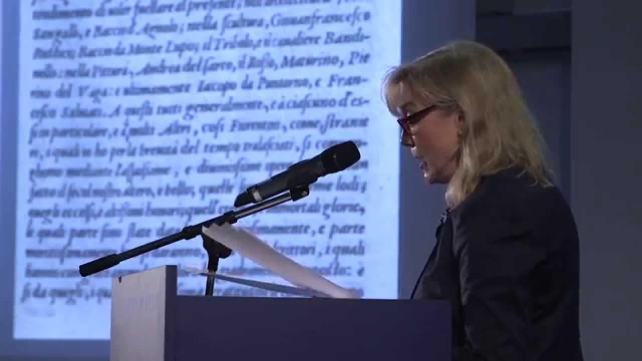 C. Bambach (An Unexpected Source for Leonardo\'s Biography) - YouTube