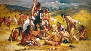 Native American Flute - Hunting song - Indian traditional song
