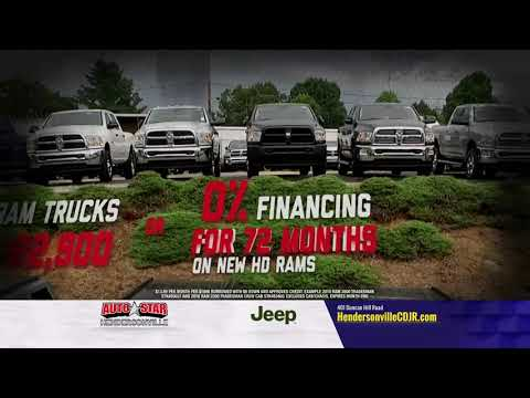 AutoStar Hendersonville CDJR - Memorial Day Below Invoice Internet - Ram 1500 - Journey