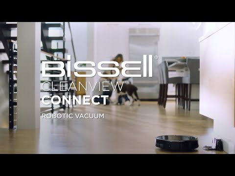 CleanView® Connect Robotic Vacuum Feature Overview