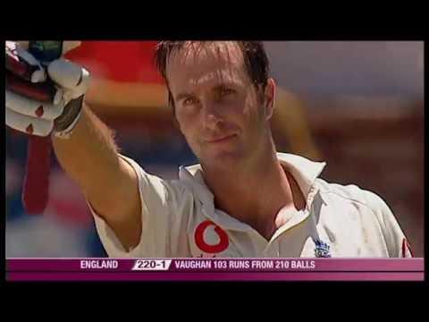 Michael Vaughan 140 vs West Indies 2004