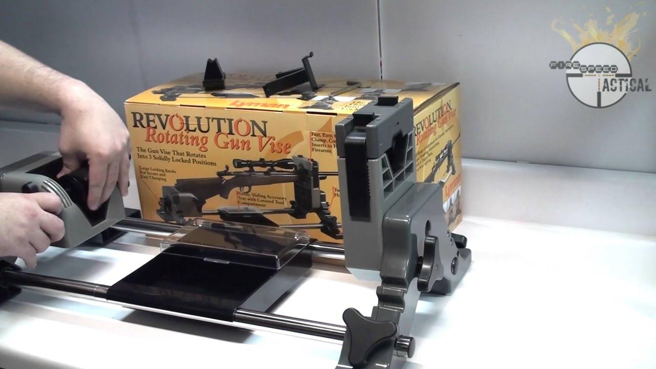 6 Best Gun Vises - (Reviews & Fully Detailed Buyer's Guide 2019)
