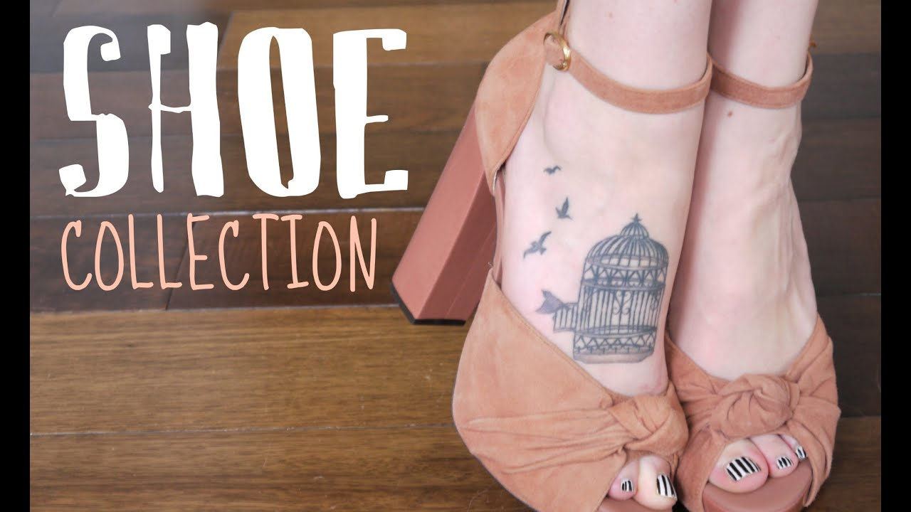Cutiepiemarzia Foot Tattoo Shoe Collection • 20...