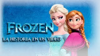 Frozen: La Historia en 1 Video