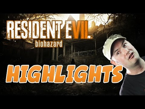 Resident Evil 7: Biohazard Highlights - Big Scared Babby |