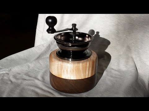 Antique Coffee Grinder for Paula