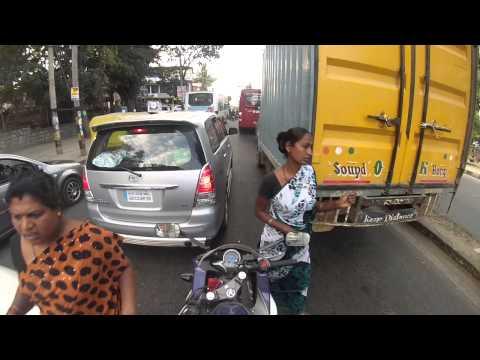 City riding Bangalore Part 5