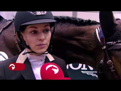 BinieBo zu Gast bei der Partner Pferd Leipzig | LIVE | Spooks Amateur Trophy | 2018