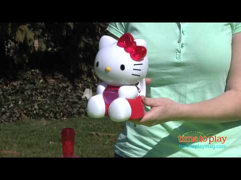 Hello Kitty Bubble Bellie from Imperial Toy