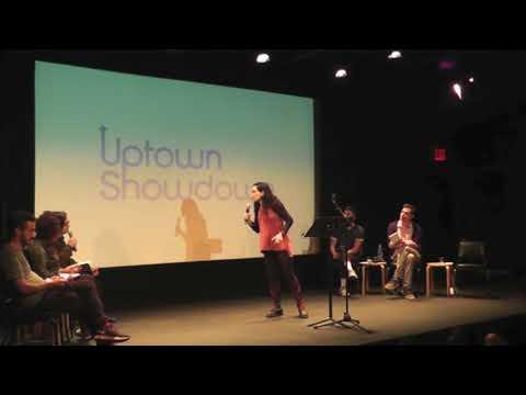 Janeane Garofalo at Uptown down  Flight vs. Invisibility