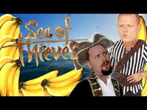 SÖKER ETT HAV AV BANANER | Sea of Thieves