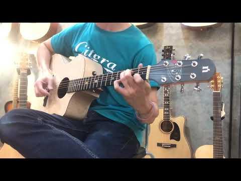 Natasha Saturn Design HPL Series Review By Citara House Of Guitar