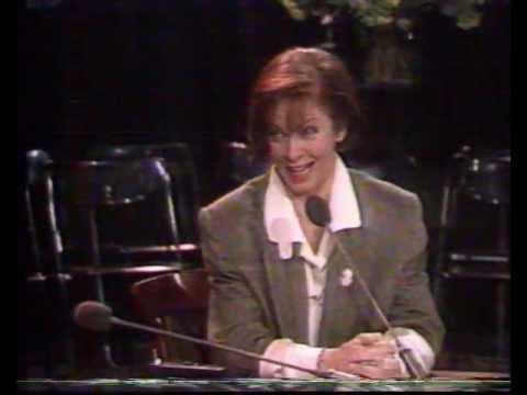 Sonja Barend bij Banana split 1987