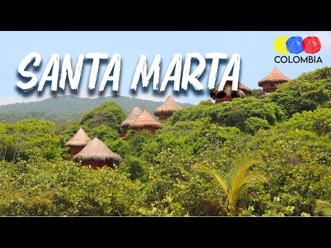 SANTA MARTA – The oldest city in Colombia