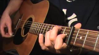 Oxford Town Bob Dylan (lesson)
