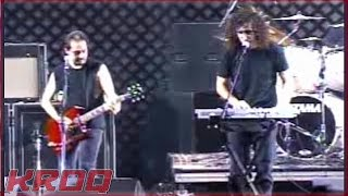 System Of A Down - Violent Pornography live【KROQ AAChristmas | 60fps】